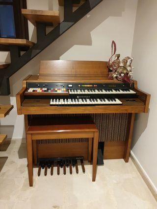 Piano organo Hammond