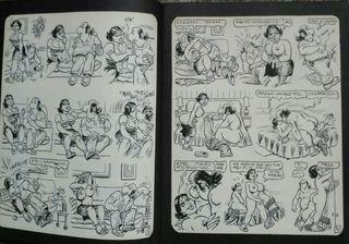 Manolo e Irene, (comic adultos.)