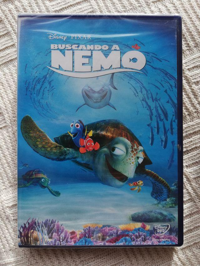 BUSCANDO A NEMO (DISNEY) - PELÍCULA DVD