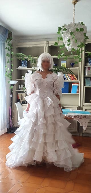 Vestidos de novia y ceremonia