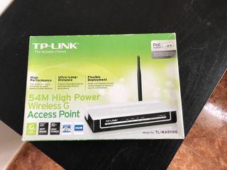 Punto de acceso TPLink TL-WA5110G