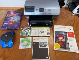 Impresora HP Photosmart 8150 como nueva.
