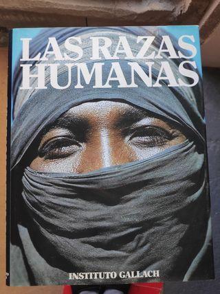 Enciclopedia Las Razas Humanas