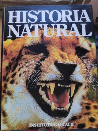Enciclopedia Historia Natural