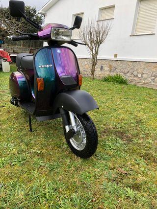 Moto Vespa tx200 del 89