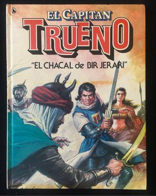 El Capitan Trueno, N° 2, El Chacal de Bir Jerari