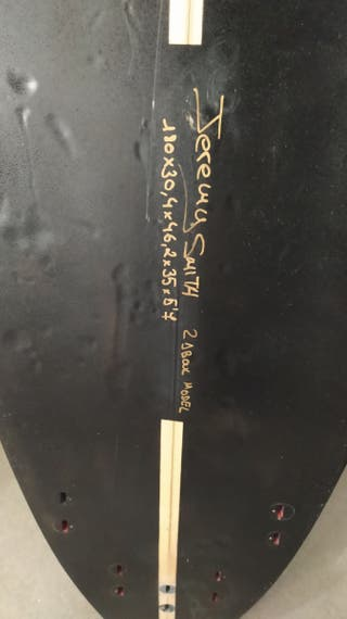 tabla surf+quillas+invento+grip