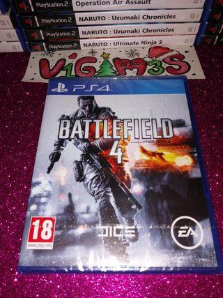 Battlefield 4 Nuevo ps4 PlayStation 4