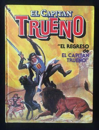 El Capitan Trueno, N° 1, Con Póster, Bruguera