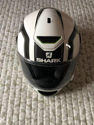Casco de moto Shark Skwal trion talla M