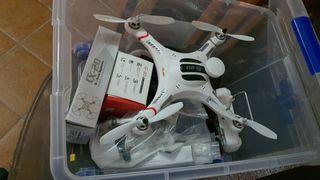 Drone cx-20 auto-pathfinder con accesorios