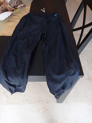 cubre pantalón para la nieve, decathlon talla 8