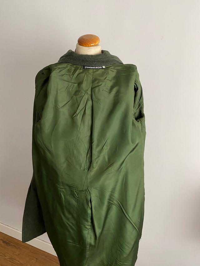 Abrigo austriaco vintage