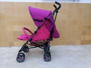 vendo silla paseo bebe