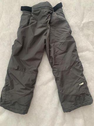 Pantalón esquiar niño T8