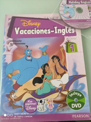 Disney Holiday English 1° Primaria