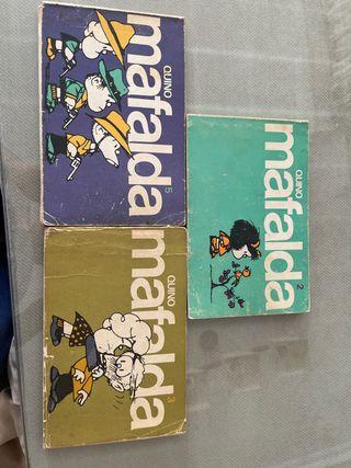 Comics mafalda coleccion, buen estado
