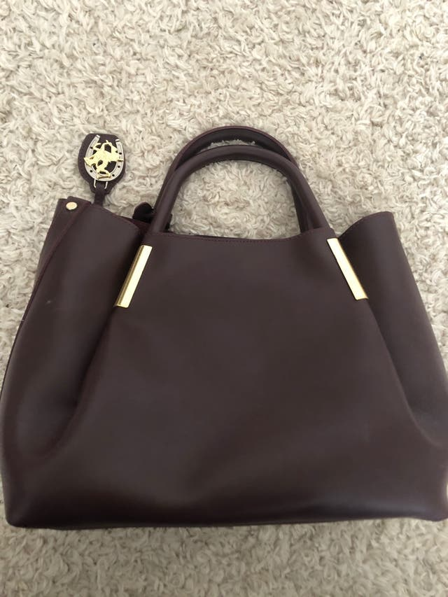 Bolso de mano Polo Club