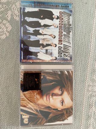 CD artistas ingleses