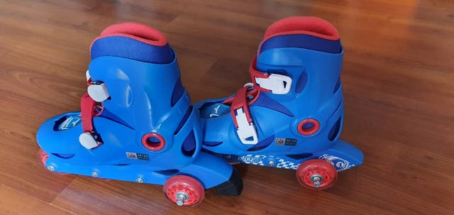 Patines roller niños