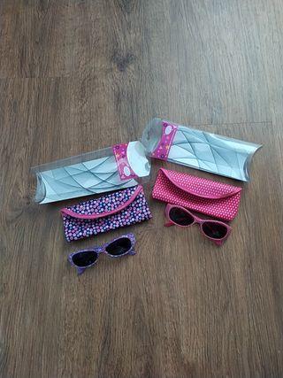 Gafas niña Nuevas