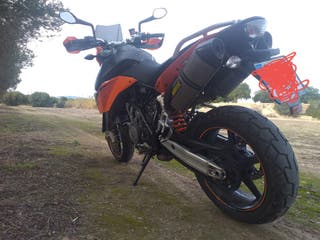 KTM 990 Supermotard 2009