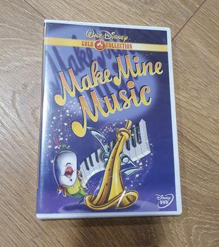 Dvd Clásico Disney 8 Música Maestro