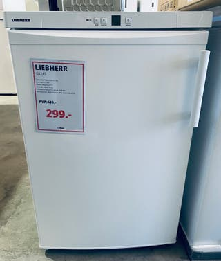 Congelador Vertical Liebherr A++