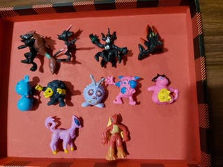 11 figuras Pokémon