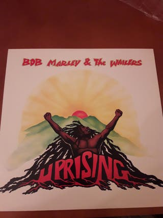 LP.vinilo bob marley