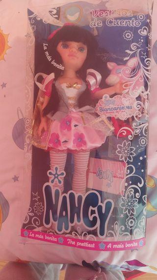 Nancy blancanieves