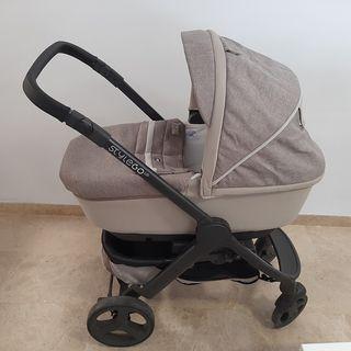 Carro bebé Style go Up de chicco