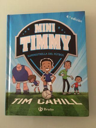 Libro colección Mini Timmy