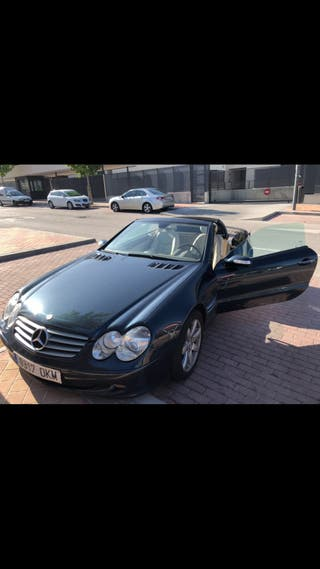 Mercedes-Benz SL 2005