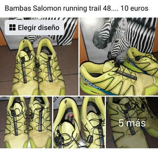 Bambas Salomon 48
