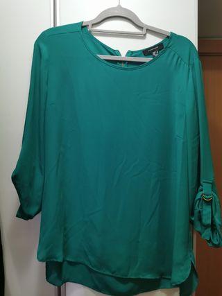camisola verde t46 Atmosphere