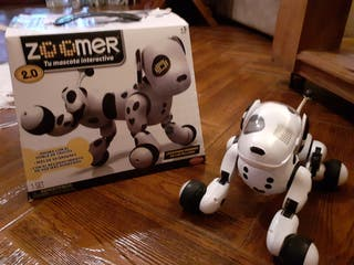 Zoomer perro robot