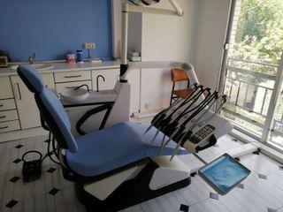 Sillon dental Fedesa, aparato de rx, compresor