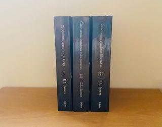 Cincuenta Sombras de Grey - Trilogía