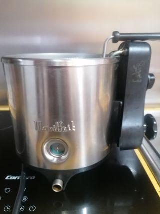 freidora movilfrit agua aceite