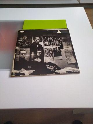 Vinilo Depeche Mode 101