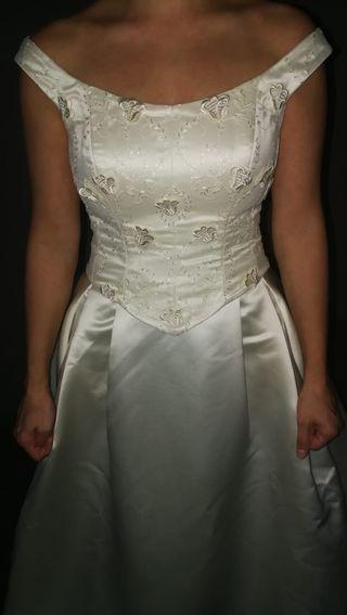 Vestido de novia RAIMON BUNDÓ