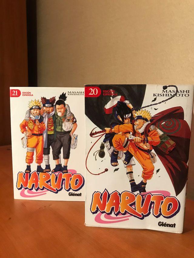 Cómics Naruto