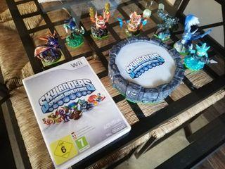 Wii Skylanders