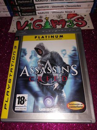 Assassin's creed ps3 PlayStation 3