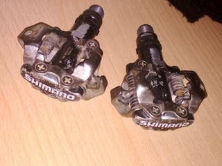 Pedales M520 Shimano