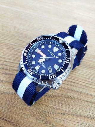 Reloj Citizen Promaster Ecodrive BN0151