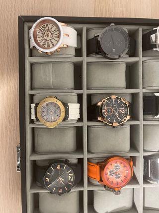 Relojes y relojero