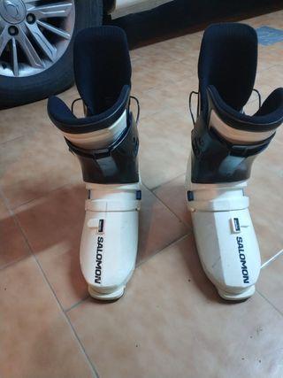 Botas para ski