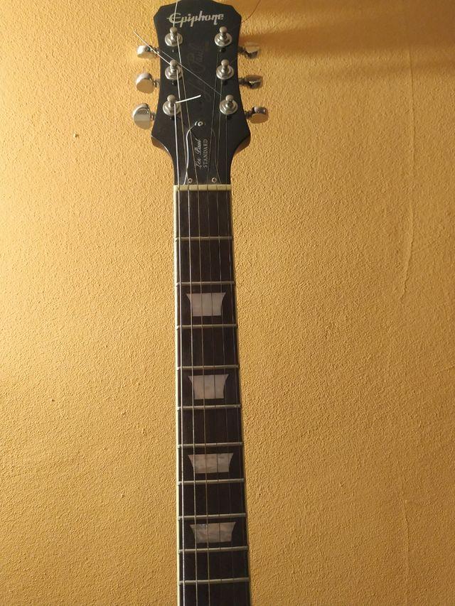 Guitarra epiphone les paul